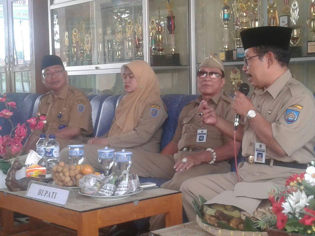 Dana BOS 2017 Kabupaten Tegal Capai RP. 152 Miliyar