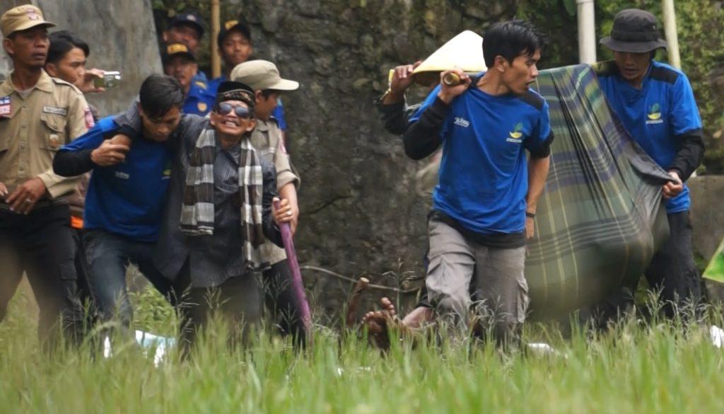 Sekda Kab. Tegal Kukuhkan Desa Guci Jadi Kampung Siaga Bencana